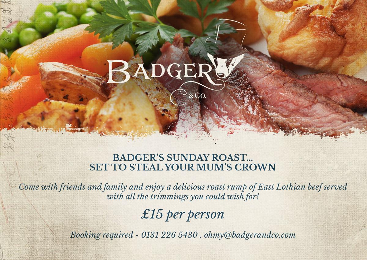 badger-roast