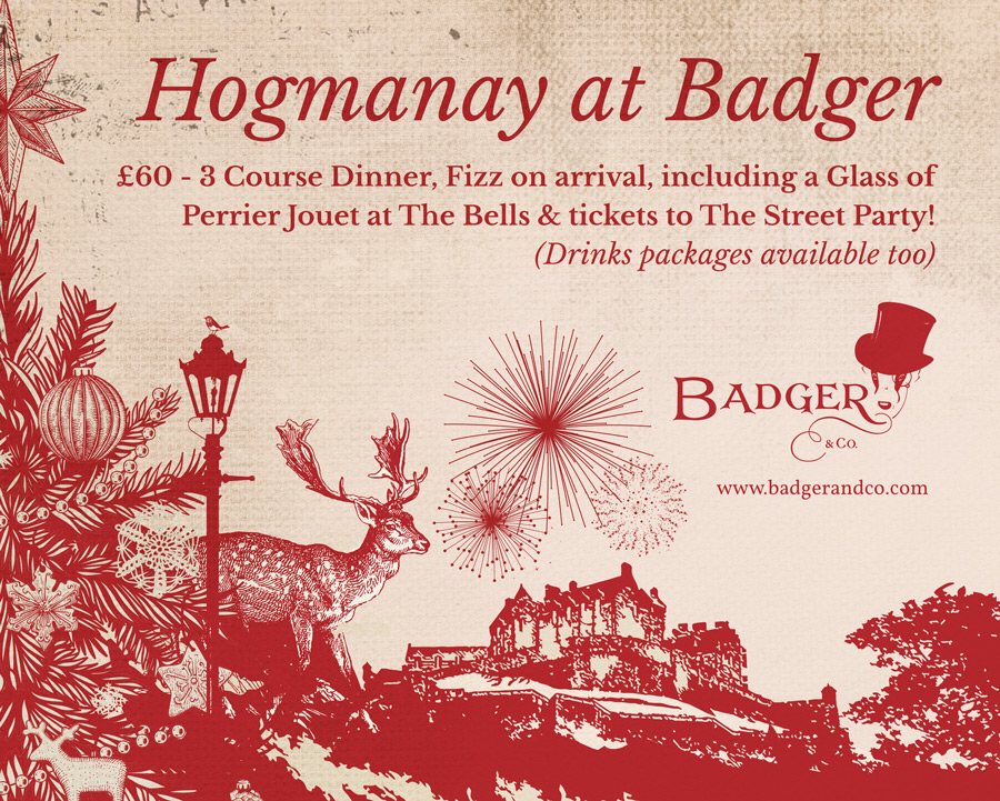 Hogmanay at badger co badger co welcome to hogmanay at badger co right at the heart of the street party located beside the scottish stage having our own party inside while the m4hsunfo